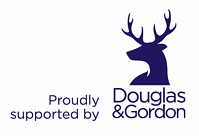 Proudly supported by Douglas & Gordon